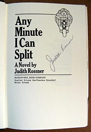Any Minute I Can Split: Judith Rossner