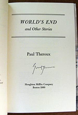 World's End and Other Stories: Paul Theroux