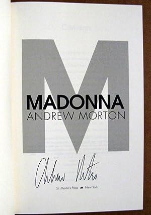 Madonna: Andrew Morton