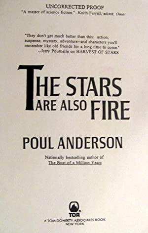 The Stars Are Also Fire: Poul Anderson