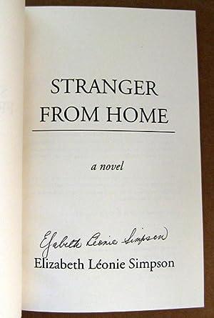 Stranger From Home: Elizabeth Leonie Simpson