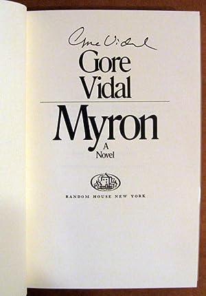 Myron: Gore Vidal