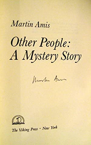Other People: A Mystery Story: Martin Amis