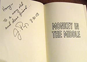 Monkey in the Middle: A Novel: Josh Pryor