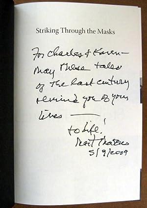 Striking Through The Masks: A Literary Memoir: Morton Marcus