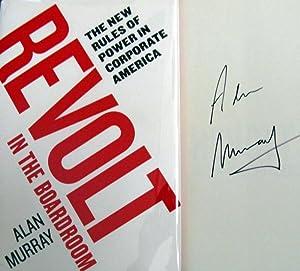 Revolt in the Boardroom: Alan Murray
