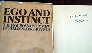 Ego and instinct: The psychoanalytic view of: Daniel Yankelovich