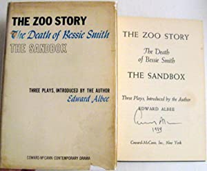 The Zoo Story, The Death of Bessie: Edward Albee