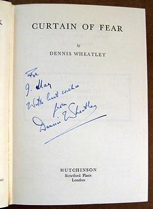 Curtain of Fear: Dennis Wheatley