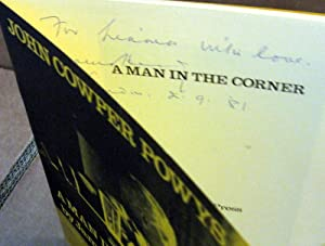 John Cowper Powys: A Man In The Corner: James Hanley