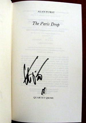 The Paris Drop: Alan Furst