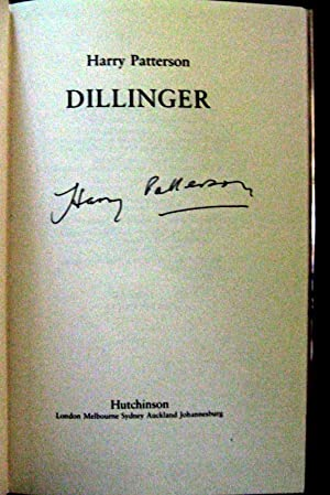 Dillinger: Harry Patterson (Jack Higgins)