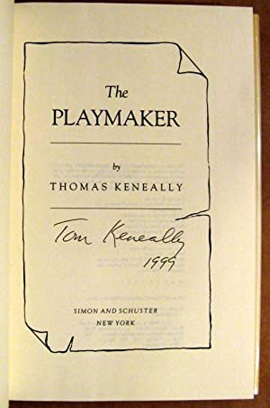 The Playmaker: Thomas Keneally