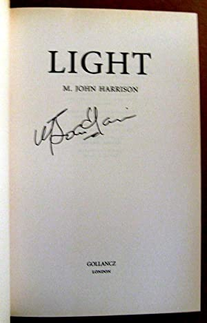 Light: M. John Harrison