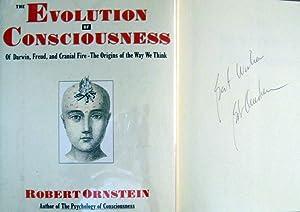 Evolution of Consciousness: Of Darwin, Freud, and: Ornstein, Robert E.