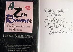 A Zen Romance: Deborah Boliver Boehm