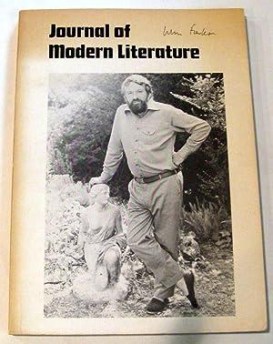 Journal of Modern Literature: volume 8, number 2: Maurice Beebe (ed.)