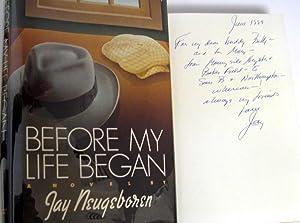 Before My Life Began: Jay Neugeboren
