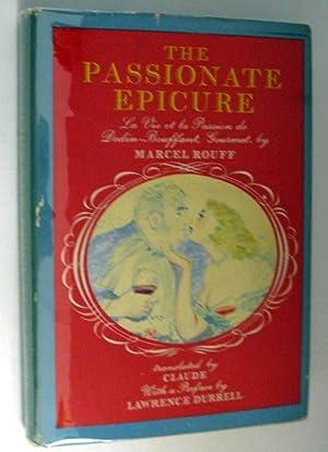 The Passionate Epicure: Marcel Rouff; preface