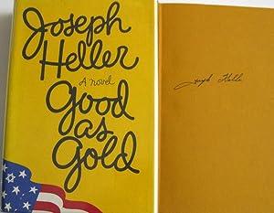 Good as Gold: Joseph Heller
