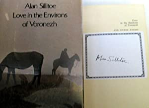 Love in the Environs of Voronezh: Alan Sillitoe