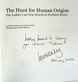 The Hunt for Human Origins: Meave Leakey and Louise Leakey