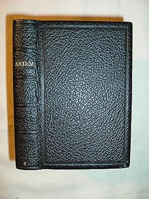 Sailm Dhaibhidh Maille Ri Laoidhean on Scriptur Naomha Chum Bhi Air an Seinn Ann an Aordh Dhia: I. ...