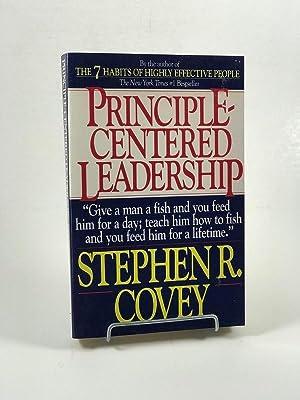 stephen covey principle centered leadership pdf