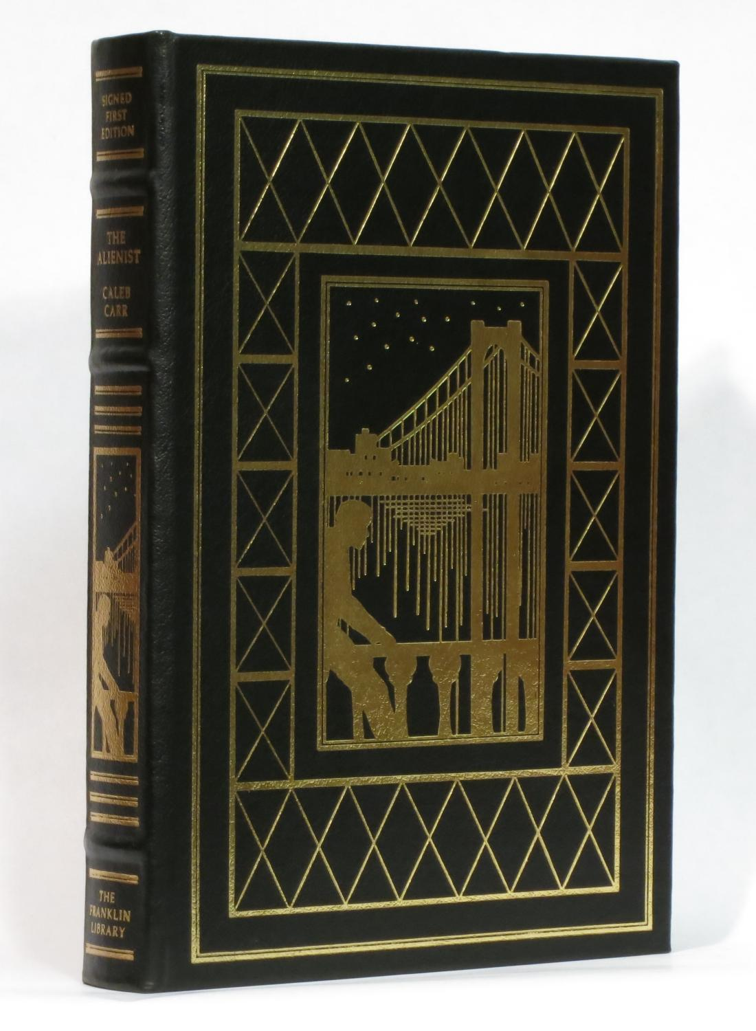 Alienist Signed 1st Edition