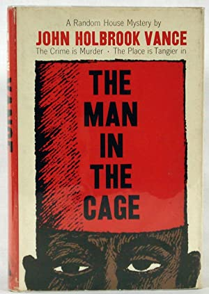 The Man In the Cage by Vance,: Vance, John Holbrook