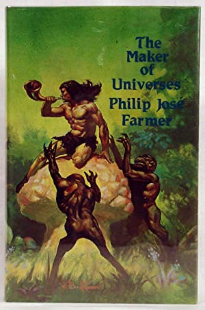 The Maker of Universes (World of Tiers, Book 1): Farmer, Philip José