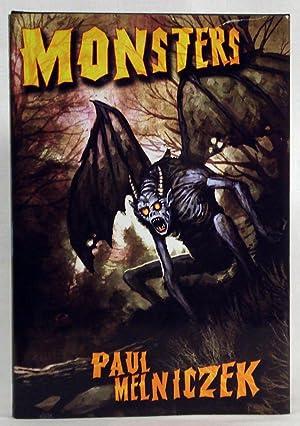 Monsters: Melniczek, Paul