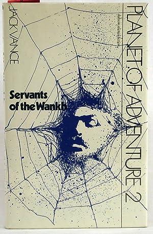 Servants of the Wankh: Vance, Jack