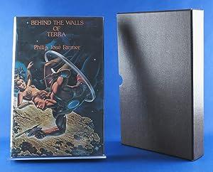 Behind the Walls of Terra: Farmer, Philip Jose