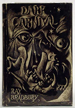 Dark Carnival. (Signed): Bradbury, Ray