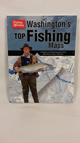 Washington's Top Fishing Maps: Cascade View Publishing