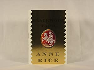Blackwood Farm: Rice, Anne