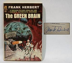 The Green Brain (Ace #F-379) (1966): Herbert, Frank