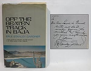 Off the Beaten Track in Baja (1967): Gardner, Erle Stanley