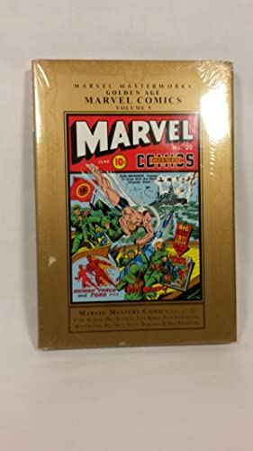 Marvel Masterworks: Golden Age Marvel Comics - Volume 5