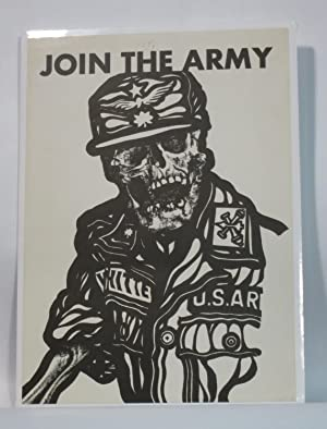 Join the Army Poster: Unknown