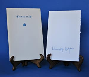 Set of Five Limited Edition Chapbooks by William Hope Hodgson: The Room of Fear, The Valley of Lost...