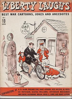 Liberty Laughs (Dec 1942, # 1)