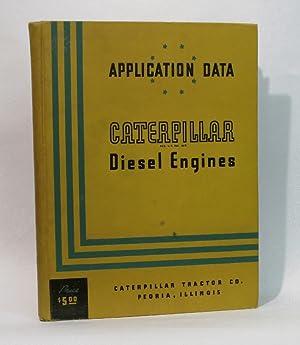 "Application Data ""Caterpillar"" Diesel Engines"