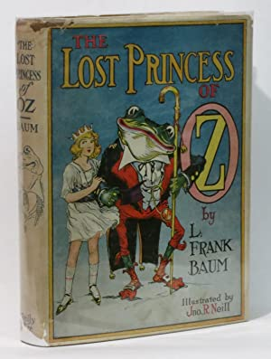 The Lost Princess of Oz: Baum, L. Frank