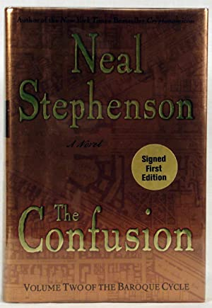 The Confusion (The Baroque Cycle, Vol. 2): Stephenson, Neal