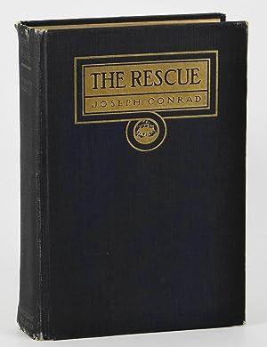 The Rescue: A Romance of the Shadows: Conrad, Joseph
