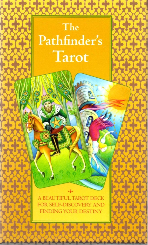 The Pathfinder's Tarot: Fontana, David