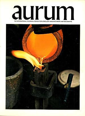 aurum Pilot Issue March 1979 English Edition: Taimsalu, Dr. Parn