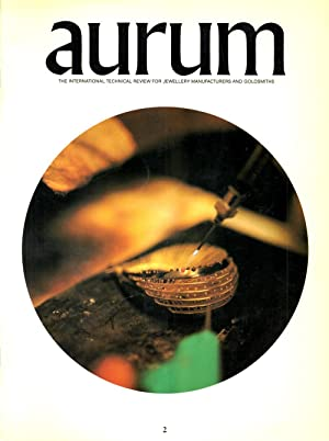 aurum No. 2 1980 English Edition The: Taimsalu, Dr. Parn